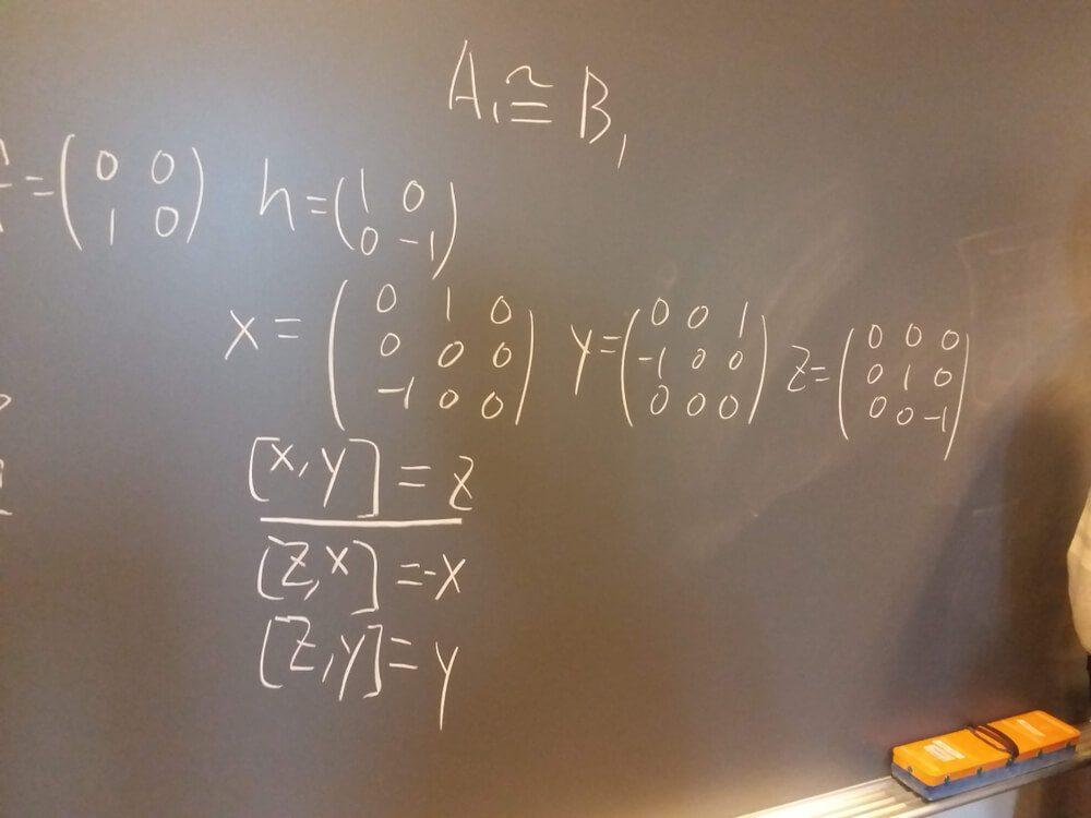 calculo de matrizes