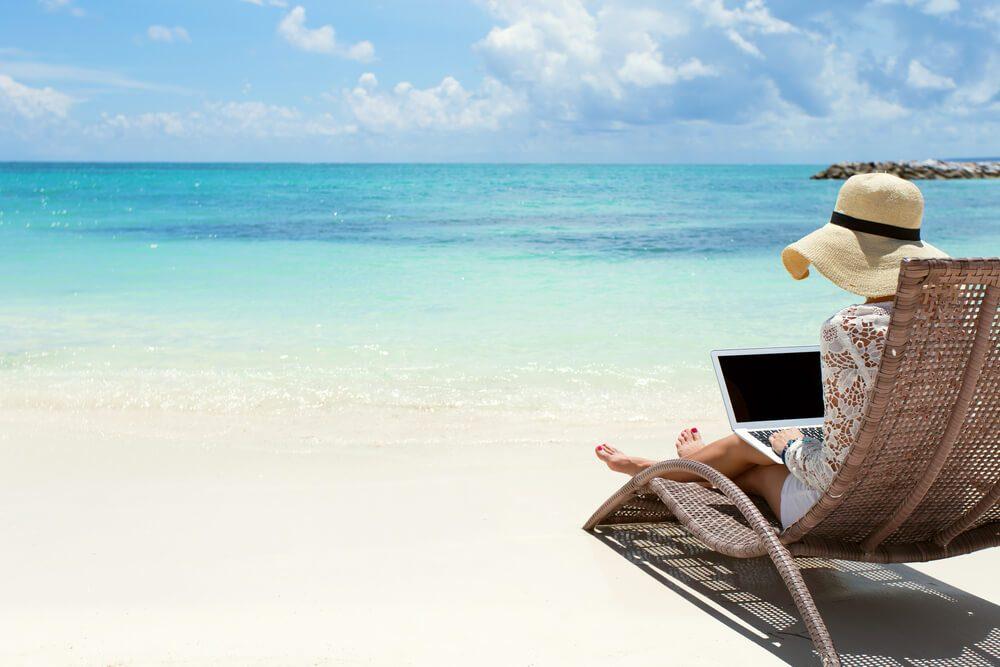 como se tornar nomade digital